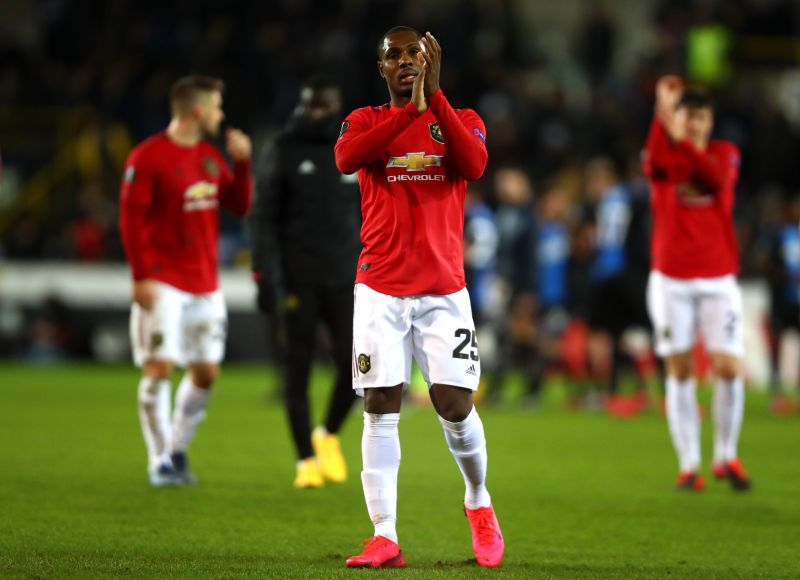 Odion Ighalo gave a five-star performance for Manchester United