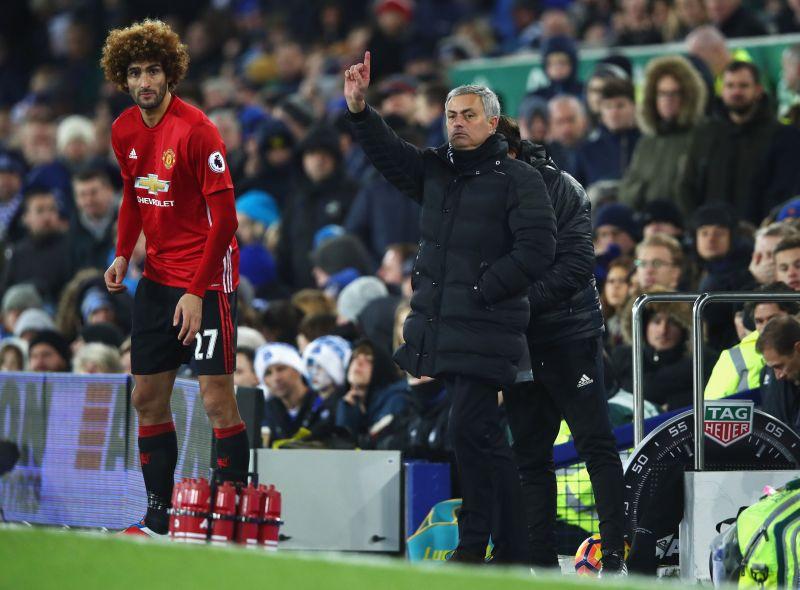 Is a José Mourinho-Marouane Fellaini reunion on the cards?