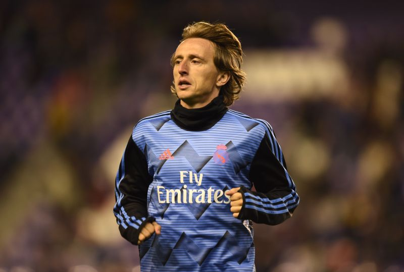Luka Modric surprised everyone with his Ballon d
