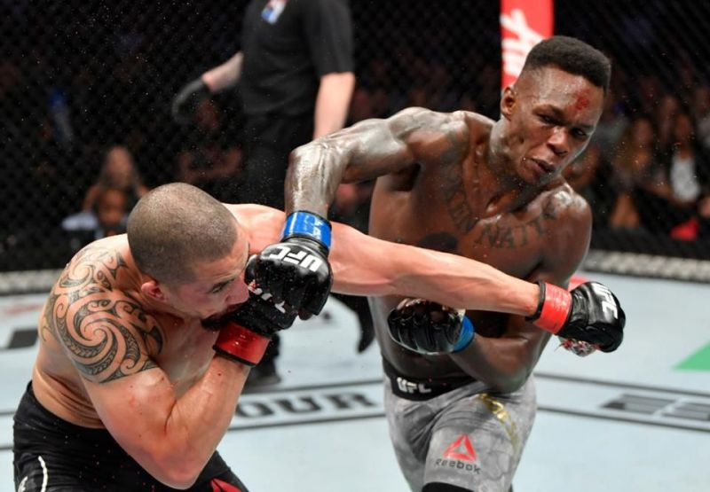 Can Israel Adesanya hold onto the UFC Middleweight title he took from Robert Whittaker?