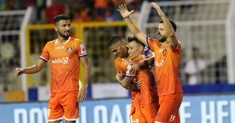 FC Goa have a mountain to climb in the second leg