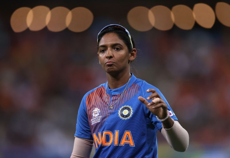 Harmanpreet Kaur had a miserable T20 World Cup with the bat