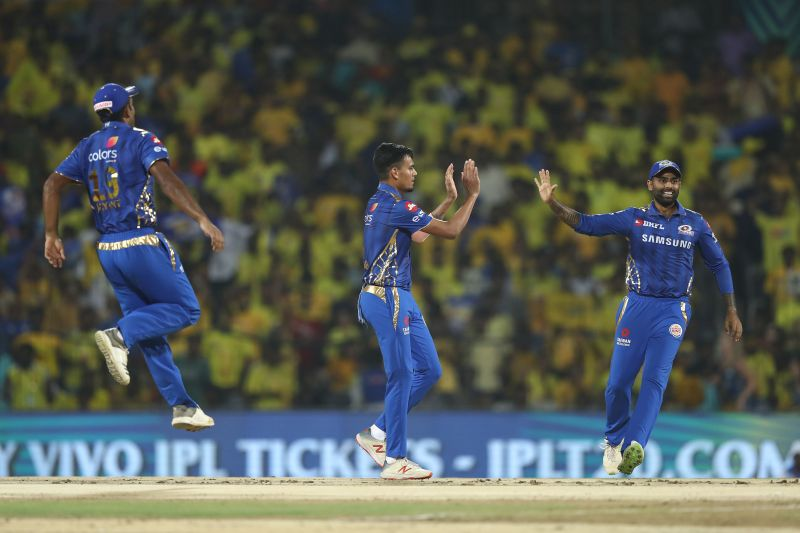 Rahul Chahar will be the primary spinning weapon for Mumbai Indians