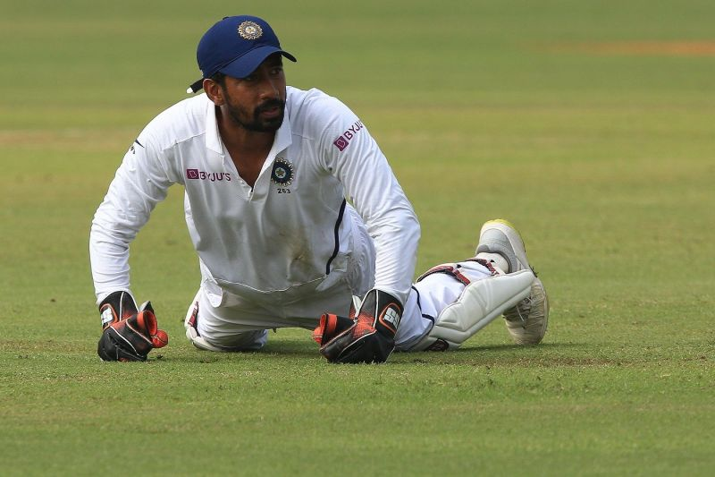 India ignored Wriddhiman Saha as a wicketkeeper for the two-match Test series against New Zealand