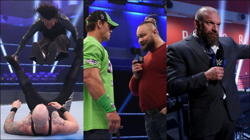 SmackDown managed to deliver even without an audience insight