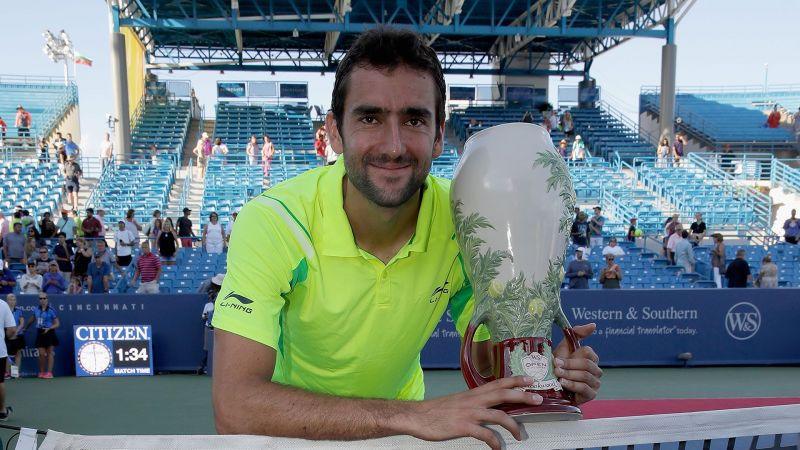 Marin Cilic is the latest Grand Slam champion to have won a Masters 1000 title (2016 Cincinnati)