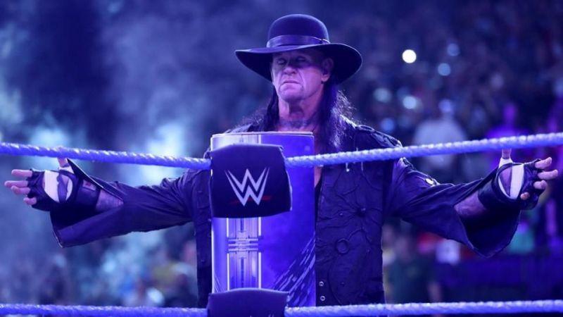 T he Undertaker