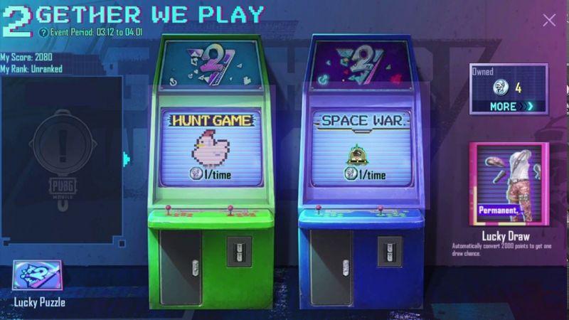 2nd AnniversaryRetro Arcade Festival