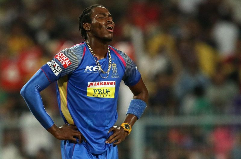 Jofra Archer has been ruled out of the tournament
