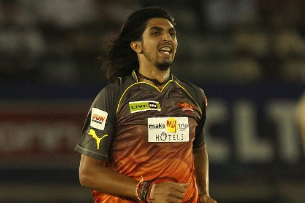 Ishant Sharma picked up 15 wickets during IPL 2013