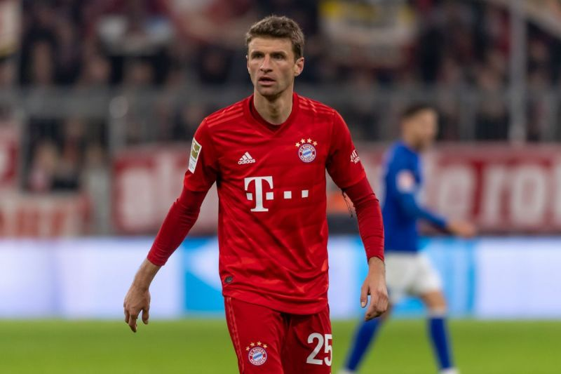 Muller has reminded everyone of his world-class talent