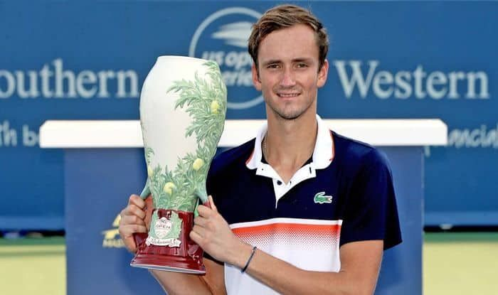 Daniil Medvedev wins his 1st Masters 1000 title at 2019 Cincinnati.