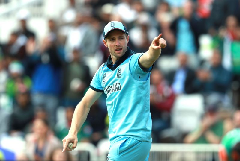 Chris Woakes was a part of the World Cup-winning England team in 2019