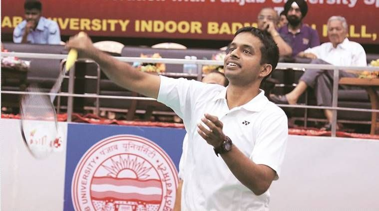The coach of the Indian badminton team, Pullela Gopchand