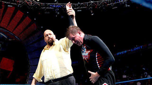 Big Show helped John Laurinaitis beat John Cena