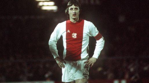 Johan Cruyff starred for both Ajax and Barcelona