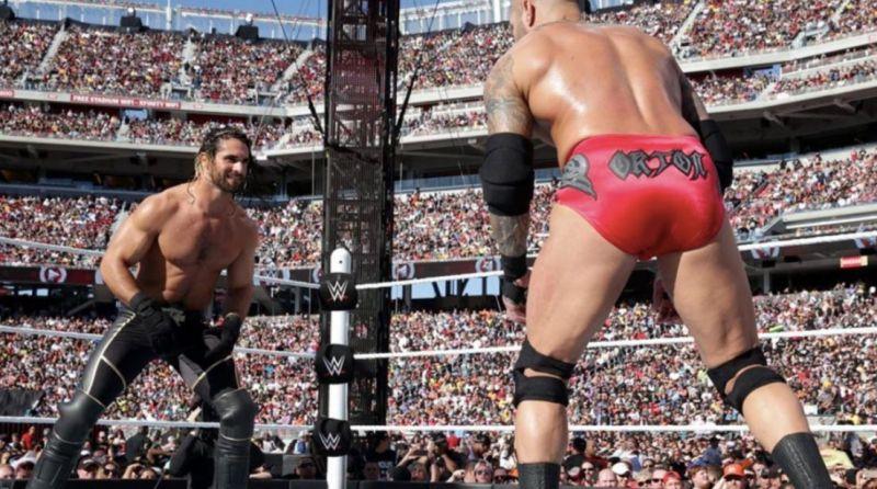 What an RKO!