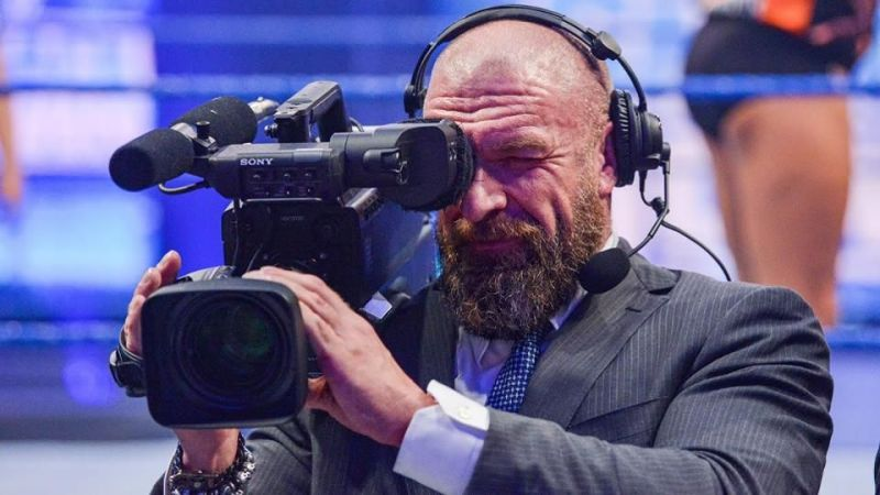 Will Triple H be part of the shows before WrestleMania 36?
