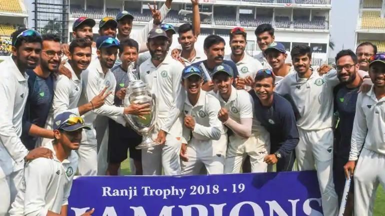 Jaffer wins his 10th Ranji Trophy title in 2018-19