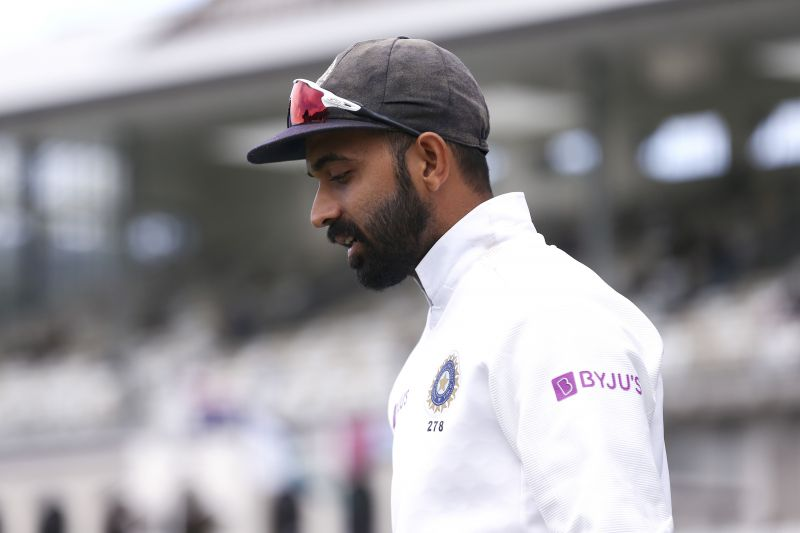 Rahane has a lot to think about.