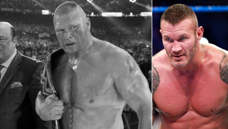 Lesnar/Orton
