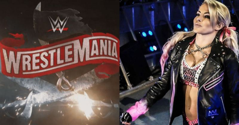 Alexa Bliss could be in a title match at WrestleMania 36