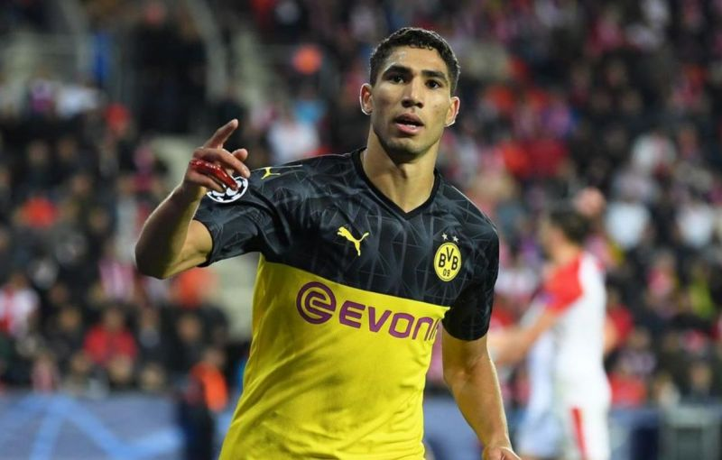 Hakimi has been so good that Real Madrid are contemplating on getting him back