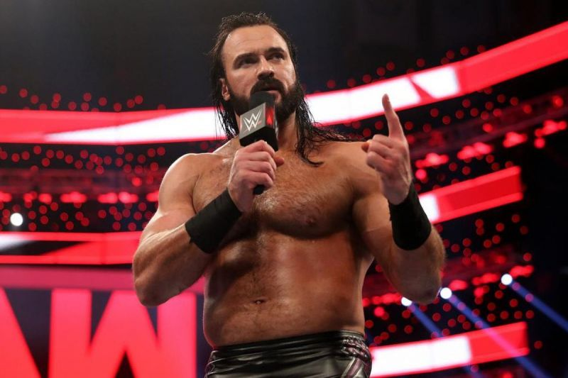 Drew McIntyre says he can now cut unscripted promos
