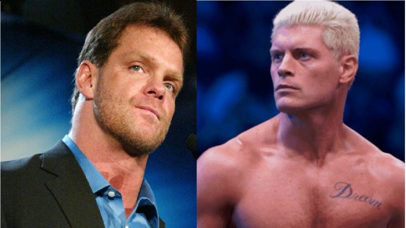 Chris Benoit and Cody