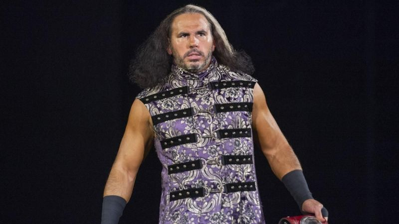 Hardy could have been nxt-bound (Pic Source: WWE)