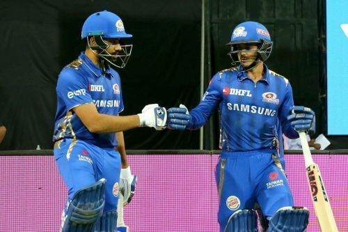 Rohit Sharma and Quinton de Kock will be expected to give MI a flying start