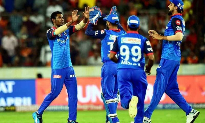 Keemo Paul and Ishant Sharma also played their part in helping Delhi Capitals to finish IPL 2019 as the best bowling unit