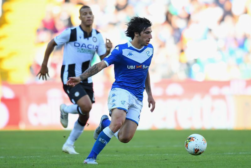 Tonali can control a midfield with ease