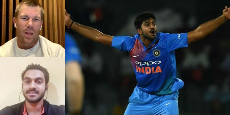Vijay Shankar has had a mixed start to his international career