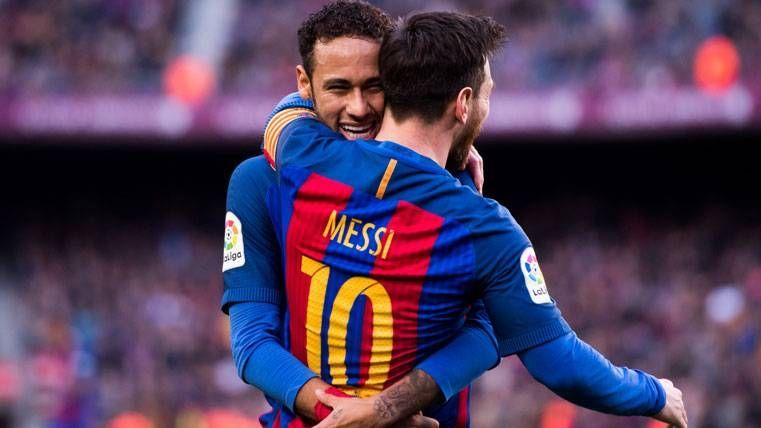 Will Messi and Neymar be reunited?