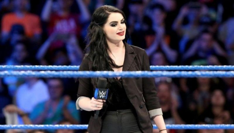 Paige comments on former Women's Champion using her finisher on RAW after WrestleMania