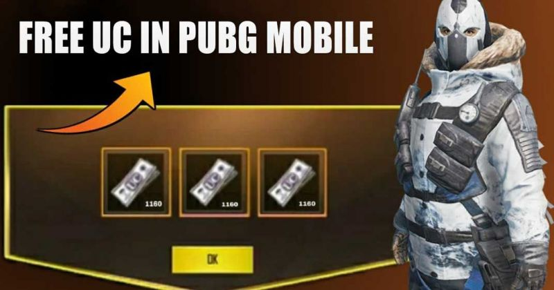 PUBG Mobile giving free 6000 UC via 2gether We Look Back event ...