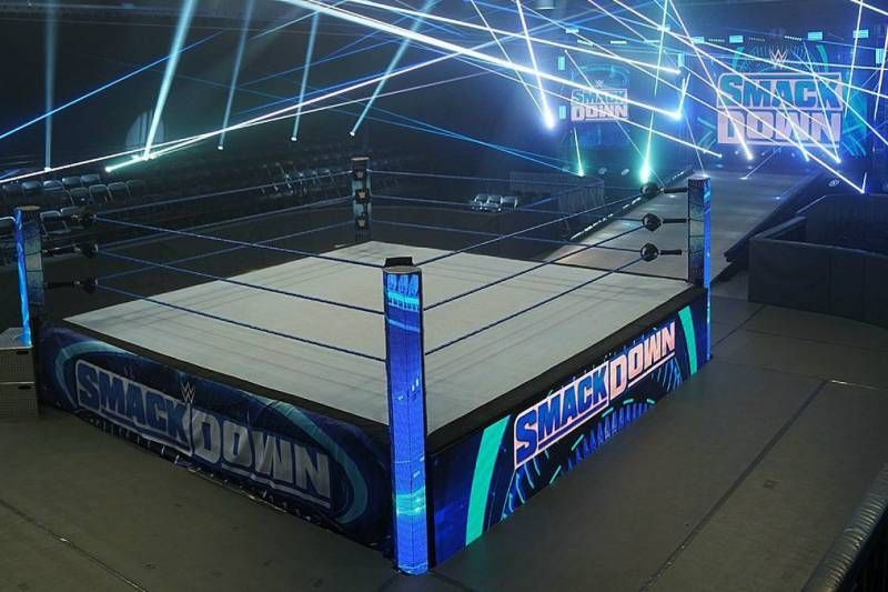 WWE has made some interesting changes to their set at the Performance Center