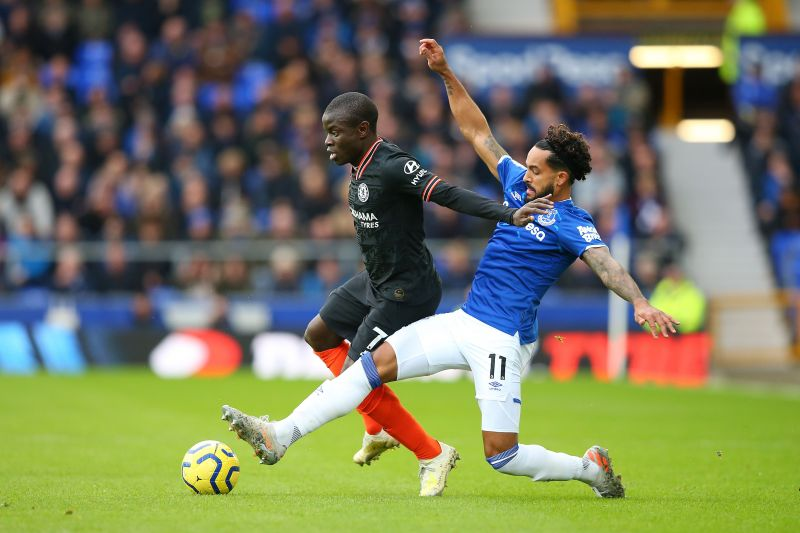 Everton FC v Chelsea FC - Premier League