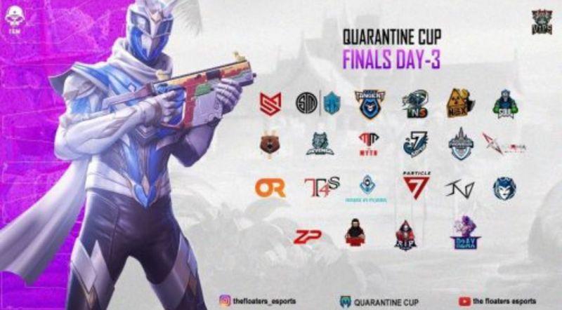 PUBG मोबाइल टूर्नामेंट