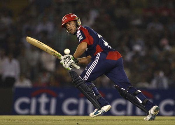 AB De Villiers did well in his years with Delhi