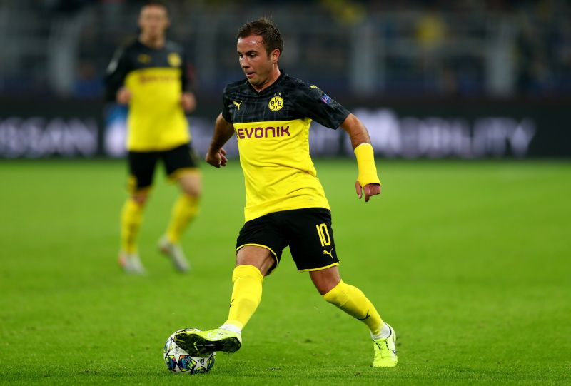 Mario Gotze is an excellent footballer who has just been unlucky with injuries.
