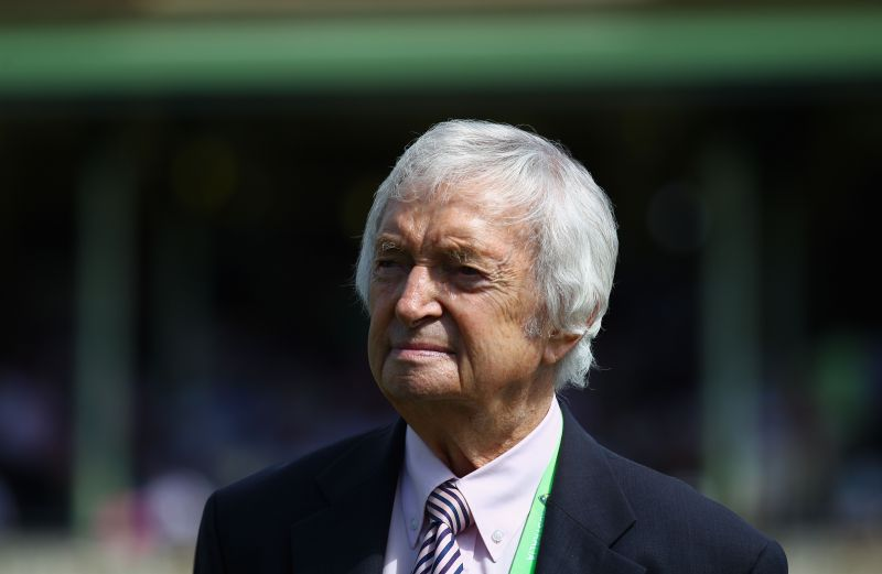 Richie Benaud is dubbed as the