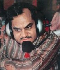 Ravi Chaturvedi was one of the first Hindi cricket commentators.