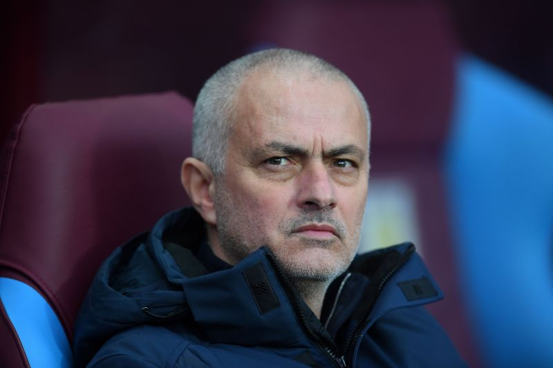 Jose Mourinho has not had the desired impact at Tottenham Hotspur