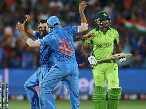 भारत- पाक मैच