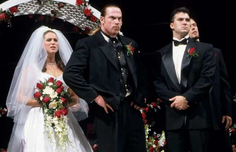 Stephanie McMahon, Test and Shane McMahon
