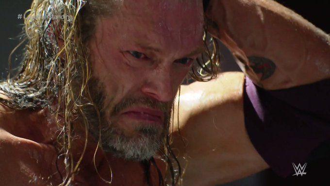 ऐज ने 2011 के बाद WWE में जीता पहला मैच