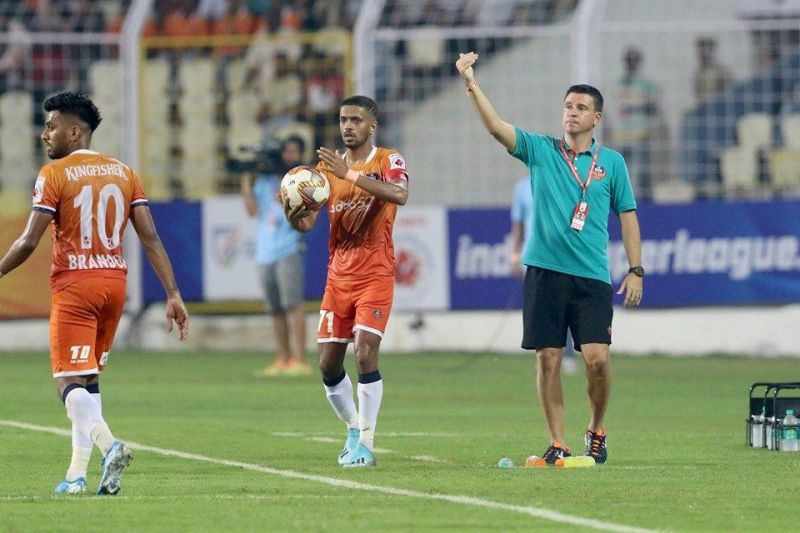 Mandar Rao Desai is the highest capped player for a single side in the Indian Super League.