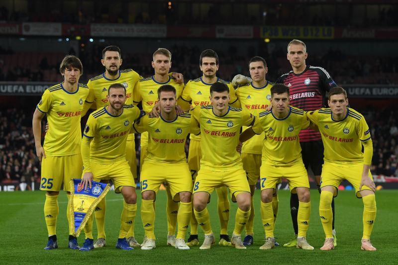 Arsenal v BATE Borisov - UEFA Europa League, huitièmes de finale: match retour.